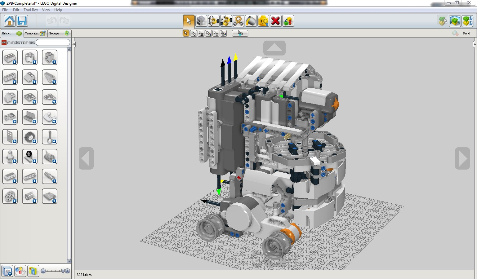 Lego Digital Design