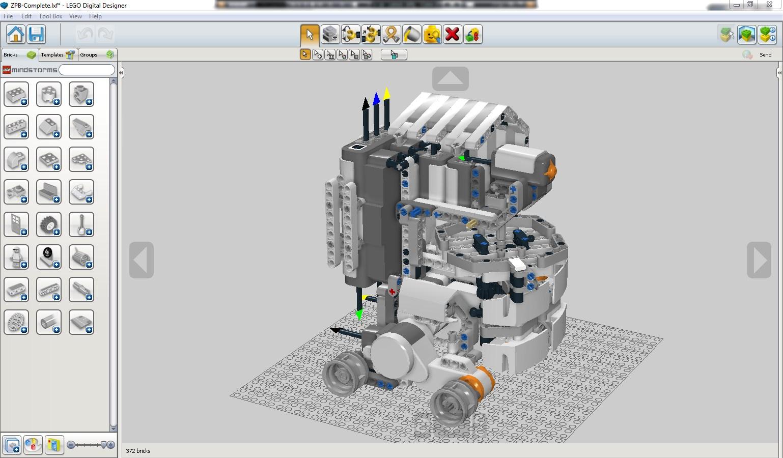 Lego Digital Design